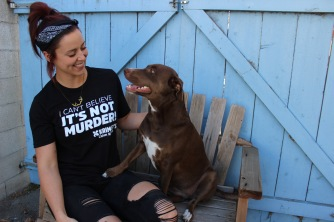 cant believe its not murder tshirt kona
